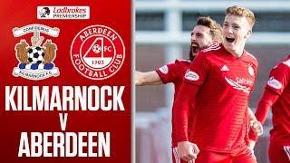 Kilmarnock 1-2 Aberdeen | Ferguson Scores Late Free Kick Winner! | Ladbrokes Premiership