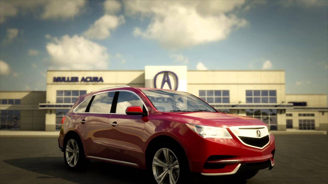 Muller Acura of Merrillville, Indiana is Merrillville's Acura Dream on