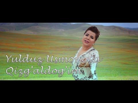 Yulduz Usmonova -- Qizg'aldog'im   Юлдуз Усмонова -- К,изг'алдог'им
