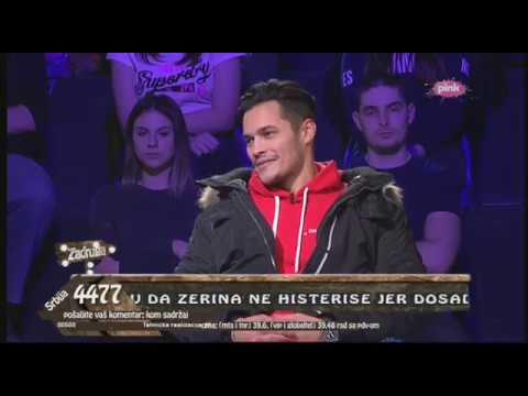 Zadruga 2 - Marko Marković u studiju nakon izbacivanja  - 11.02.2019.