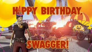 A Flaming Birthday Bridge Camp for Swagger - chocoTaco Game Recap