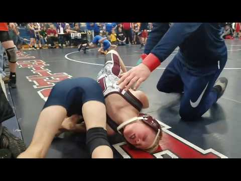 Youth Wrestling Tournament - State Qualifier - 12/16/18