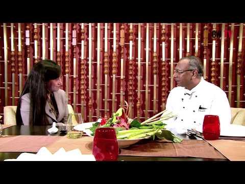 Chef Ananda Solomon - Thai Pavilion At Vivanta By Taj – Gurgaon Turns 1