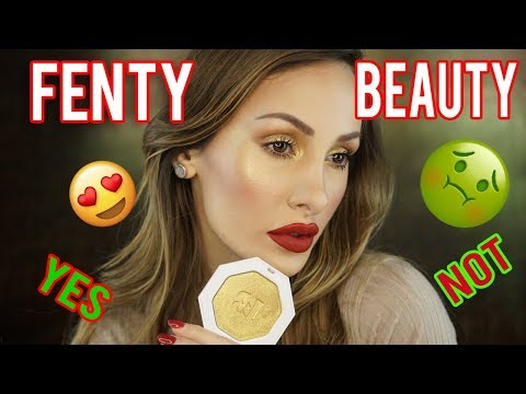 MI PREPARO CON FENTY BEAUTY!! YES OR NOT?!?!