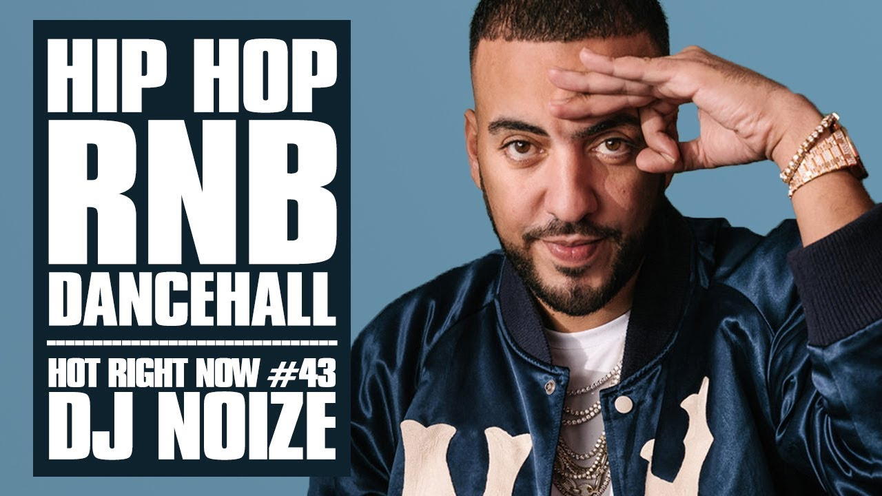 🔥 Hot Right Now #43   Urban Club Mix July 2019   New Hip Hop R&B Rap  Dancehall Songs   DJ Noize