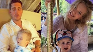 Michael Buble's son Noah recovered for the Liver Cancer