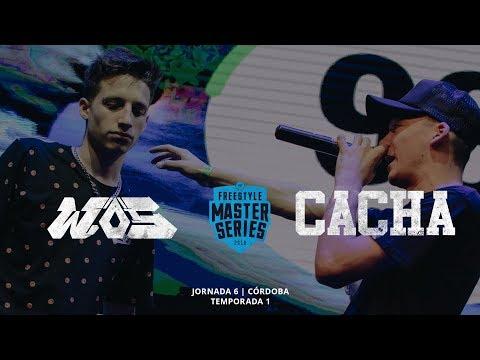 WOS vs CACHA - FMS Argentina Jornada 6 OFICIAL - Temporada 2018/2019.