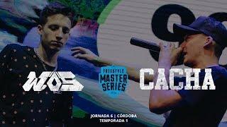 Download Video WOS vs CACHA - FMS Argentina Jornada 6 OFICIAL - Temporada 2018/2019. MP3 3GP MP4