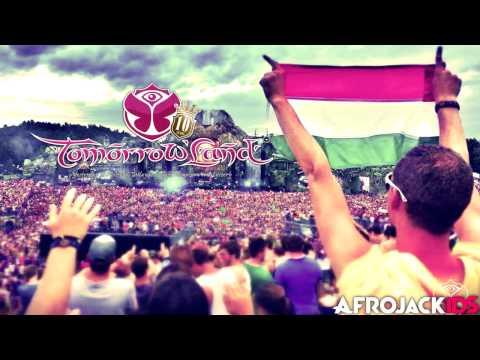 Dimitri Vegas & Like Mike vs. Afrojack - Hands Up [Tomorrowland 2014 RIP]