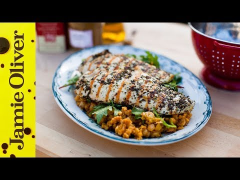 Gorgeous Griddled Chicken With Donal Skehan