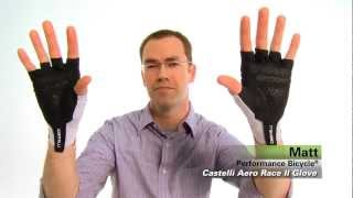 Castelli Aero Race 2 Cycling Gloves Review from Performance Bicycle