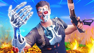 The *TERMINATOR* Challenge in Fortnite!
