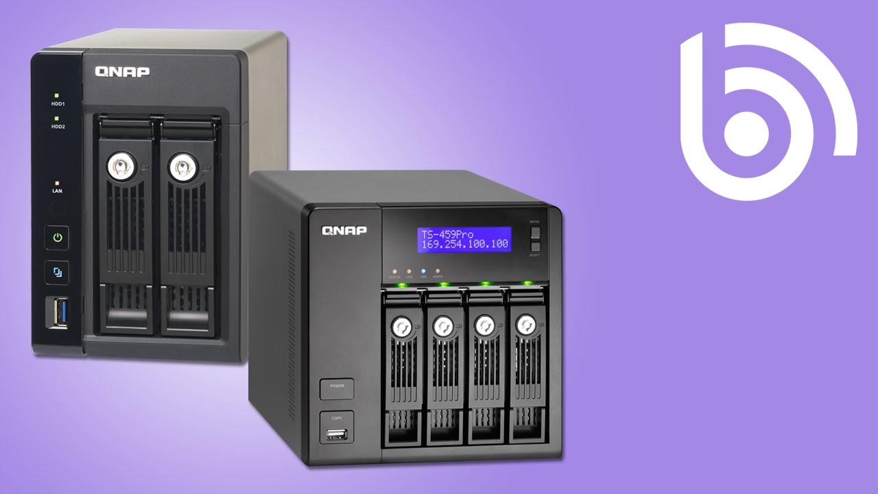 QNAP NAS: How to use PLEX Media Server