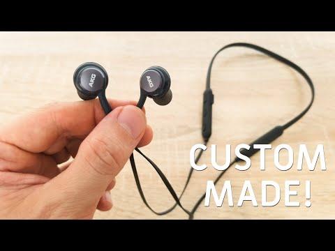 i-made-my-own-custom-akg-wireless-headphones-😲🎧