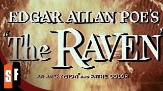 The Raven - Vincent Price (1963) Official Trailer HD