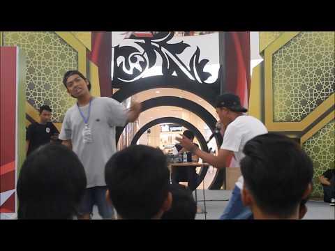 ALAW BE vs ANADRA   Anniversary 5th SINGKAWANG BEATBOX   BIG 16