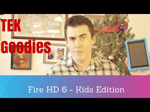 Amazon Kindle Fire HD 6 Tablet (Kids Edition) - Reviewed: The best $100 tablet