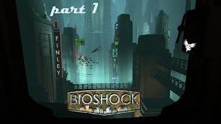 Lets Play BioShock #001 wir Tauchen ab sehr tief ab