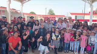 2o. Juguetón de corazón a corazón en Españita, Tlaxcala.