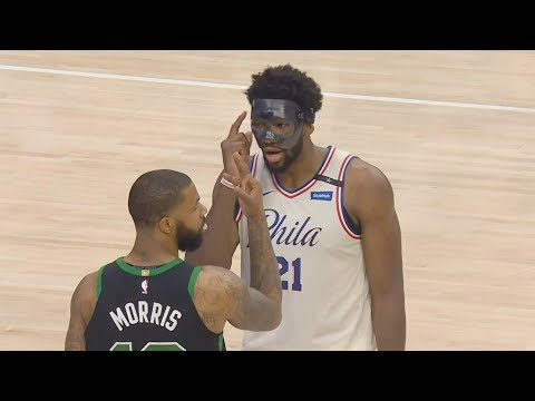 TJ McConnell Saves 76ers From Sweep! 19 Pts Career High! 2018 NBA Playoffs