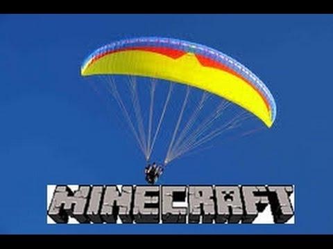 Minecraft Paraşüt Moddu İnceleme