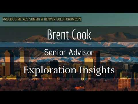Brent Cook: Exploration Will be the Next Big Gold Trend