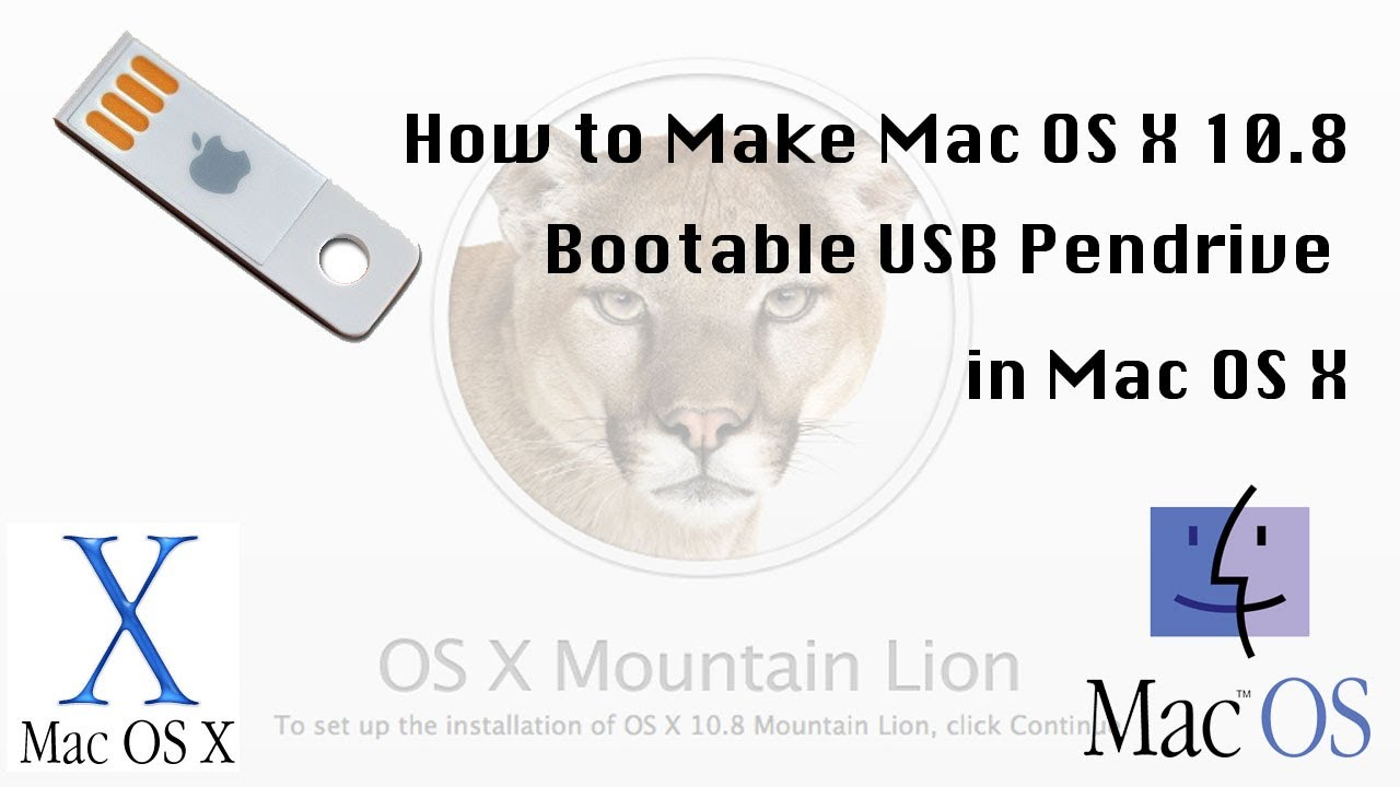 how to put os on usb