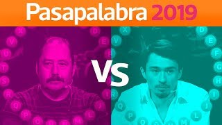 Pasapalabra | Jorge Figueroa vs Nicolás Gavilán - La Revancha