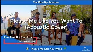 Please Me Like You Want To - Ben Harper (Acoustic Cover) with song lyrics