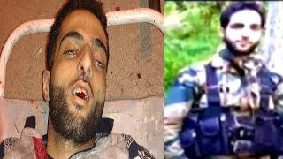 vuclip Burhan Wani, Hizbul Mujahideen Commander, Killed in Brutal Encounter in J&K