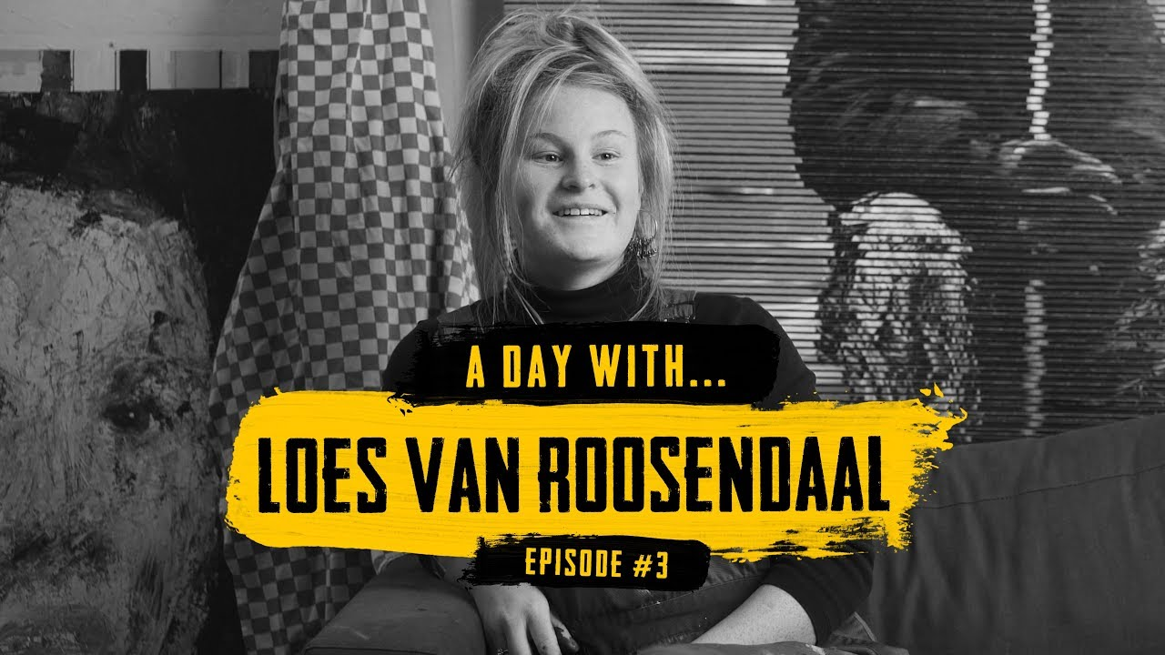 A Day With... Loes van Roozendaal