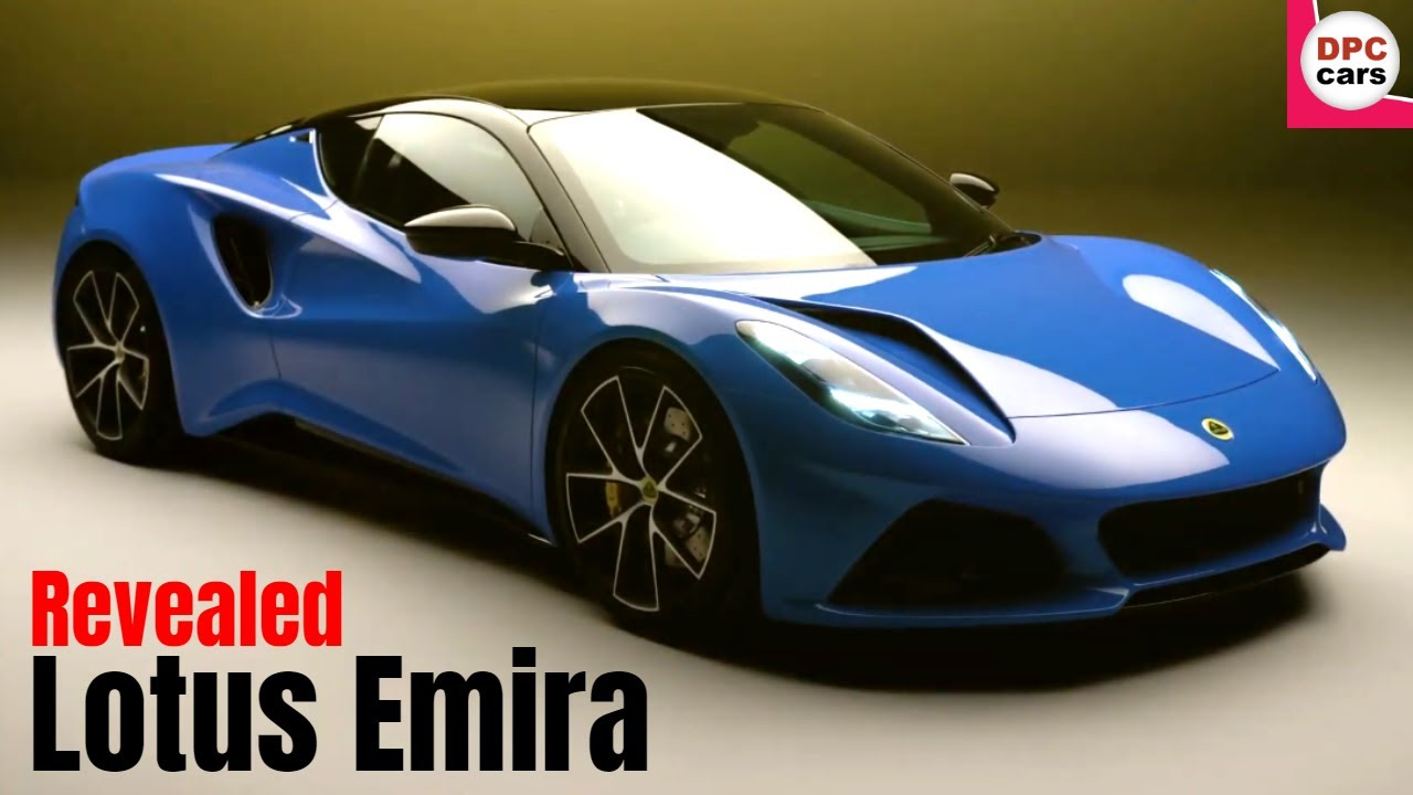Lotus Emira: delivering exotic supercar appeal in the sports car ...
