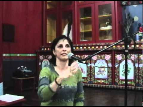 Visita de S.S. o Dalai Lama à Emory University - Relato da Jeanne Pilli