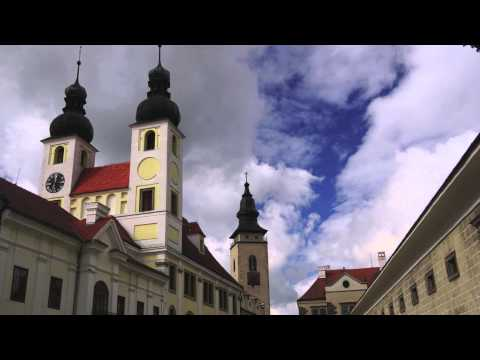 TRAVELING with PEPE FORTE: A visit to the city of Telc, Czech Republic.