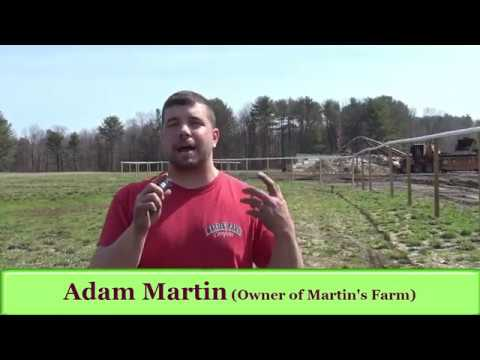 Video Tour of Exemplary Compost Operation: Martin's Farm (Greenfield, MA)