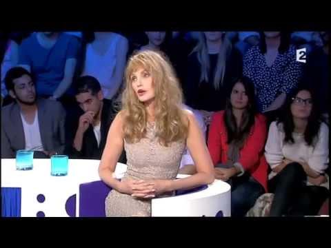 Arielle Dombasle On n'est pas couché 29 juin 2013 #ONPC