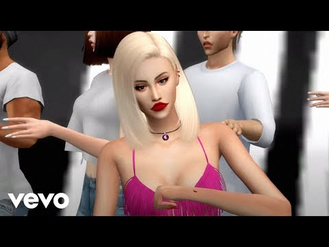 Bebe Rexha - No Broken Hearts [The Sims 4™ Music Video]
