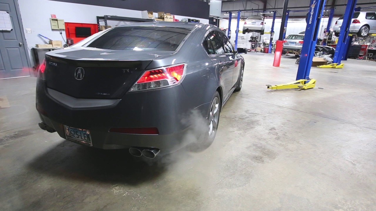 XLR Performance Exhaust JPipe G Acura TL YouTube - 2005 acura tl performance parts