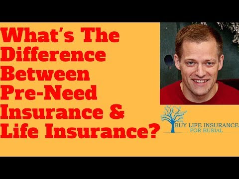 Life Insurance Vs. Pre-Need Funeral Insurance - What's Best?