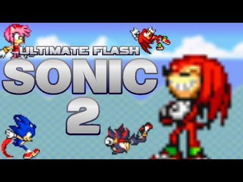 Sonic Ultimate Flash