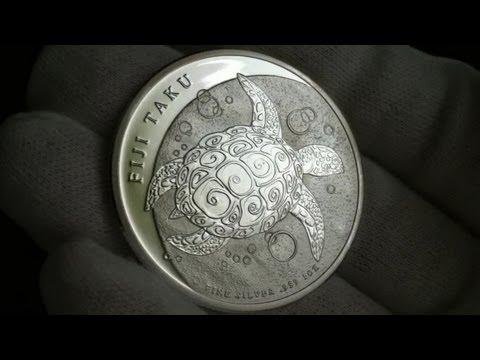 [ HD ] Fiji Silver Taku (2012) - VS - Dime