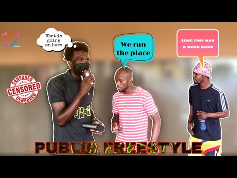 Download JAMAICAN PUBLIC FREESTYLE SE1 EP12 (Mobay/St. James) [Take the pain from me] EPIC!!! 🔥🔥🎬🎤