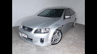 Holden Commodore SV6 Sedan 6 Speed Manual 2010 Review For Sale