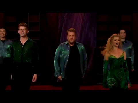 Thumbnail: Riverdance on The Late Late Show with James Corden