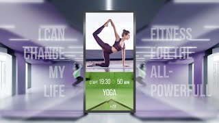 Онлайн тренировка YOGA с Марией Комоловой 30 апреля 2021 X Fit