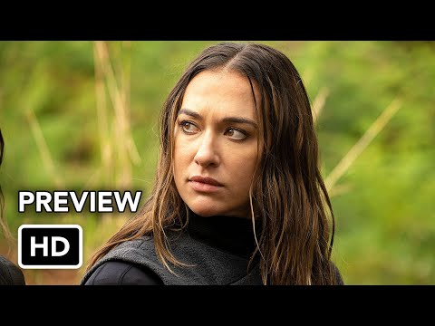 """The 100 7x02 """"The Garden"""" Inside Preview - MYSTERIOUS PAST – Echo and Gabriel learn more about Hope and her mysterious past...."""