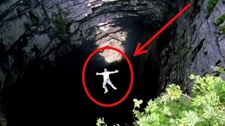 18 of the Scariest Holes in the World