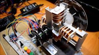 Бесколлекторный электродвигатель своими руками