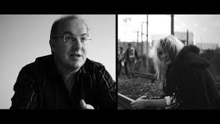 Alain Damasio raconte Les Furtifs à l'équipe de Mad Marx
