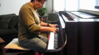 Nostalgias - Tango - Izak Matatya, piano